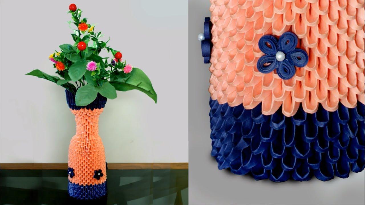 Paper Flower Vase Download Wallpaper Full Wallpapers