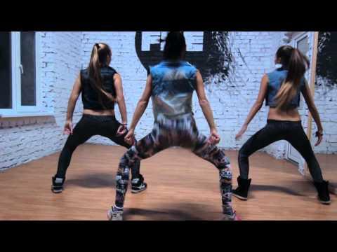 CAKED UP – ASS DOWN TWERK choreography by Natalia Ismailova - Dance school FDE