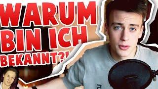 WARUM BIN ICH BEKANNT? IST REWI SCHULD? + ICH SPIELE KLAVIER? | LabernmitLukas #1