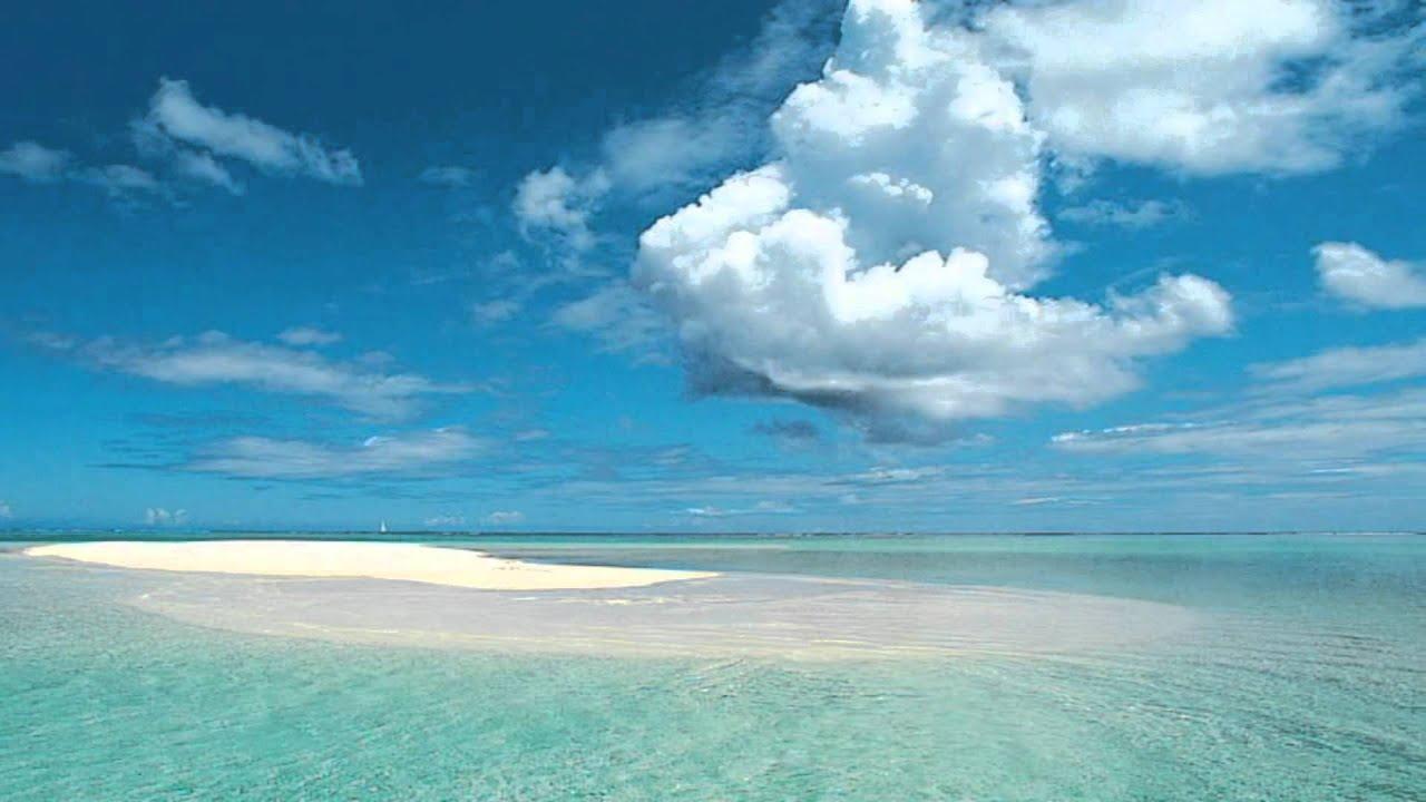 White Sand Beach - YouTube