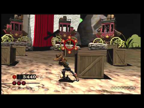 E3 2011 GameSpot Stage Shows - Gunstringer - Twisted Pixel