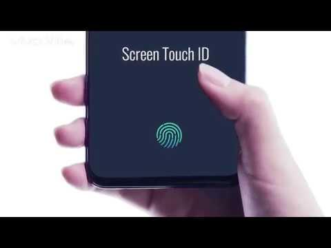 Apple FullFingerprint Scanner Touch ID