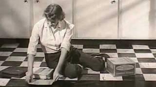 Vinyl Asbestos Tile VAT 1950s Kentile