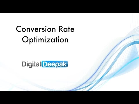 What is Conversion Rate Optimization? Explained in Detail with Demo & Case Study
