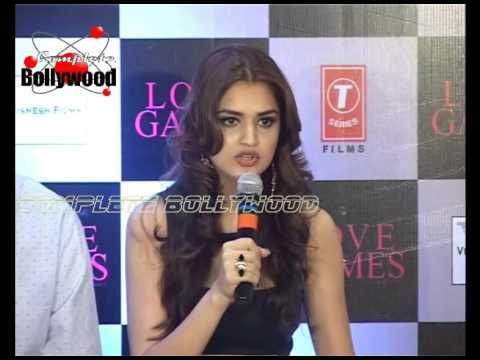 Patralekha, Gaurav Arora, Tara Alisha Berry, Mahesh & Vikram Bhatt Hold PC for 'LOVE GAMES'