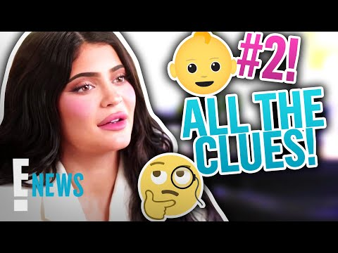 Kylie Jenner Baby No. 2: All the Pregnancy Clues!   E! News