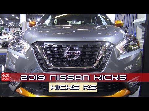 2019 Nissan Kicks SR  - Exterior And Interior - 2019 Montreal Auto Show