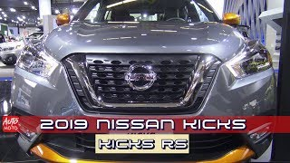 2019 Nissan Kicks Sr  - Exterior And Interior - 2019 Montreal Auto Show