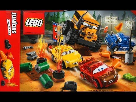 Мультфильм Тачки 3 (Cars 3) - смотреть онлайн бесплатно и