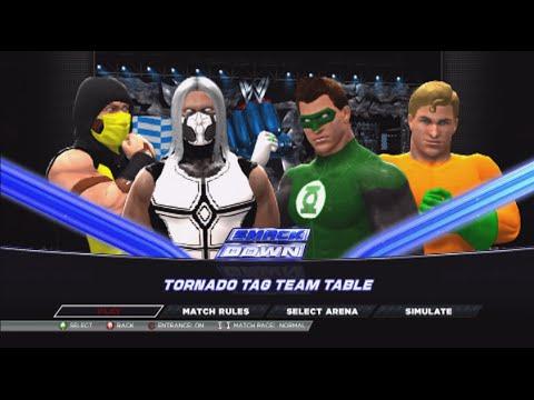 TMN Blue 34 12/22/14 WWE2K15