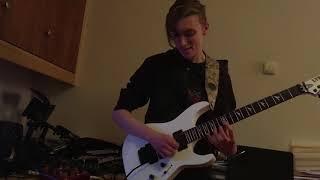 Sean Fox - Guitar Cover - For The Love of God - ESP ltd M-1000 EBONY SW