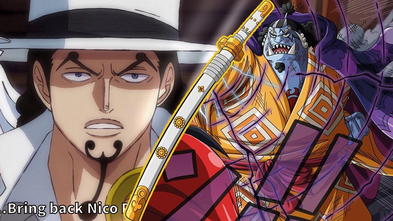One Piece Chapter 1029 Có Gì HOT? CP0 Hành Động & Băng Mũ Rơm Lên Sân Khấu Gần Hết ? [Dự Đoán]