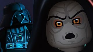 LEGO Star Wars The Freemaker Adventures | Darth Vader & Palpatine Moments | Disney