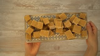Microwave Chocolate Pumpkin Fudge. Yes, It Turns Out You Need This!