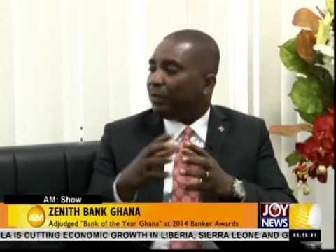 Zenith Bank Ghana - AM Show (2-12-14)