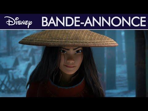 Raya et le dernier dragon - Nouvelle bande-annonce   Disney