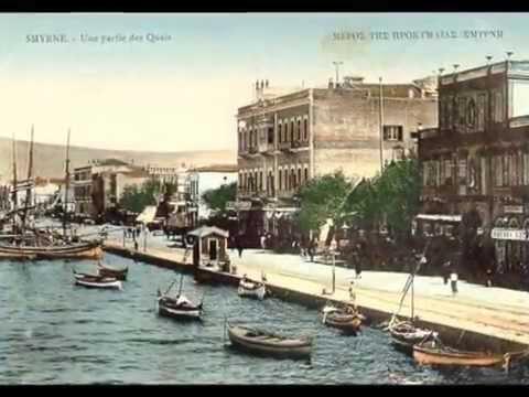 Ταξίδι στη Σμύρνη | Αντώνης Ζαχαράκης