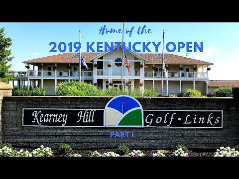 Kearney Hill Golf Links - Lexington, Kentucky - Front 9