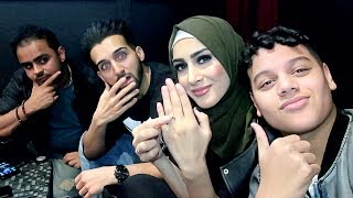 Froggy hijab story