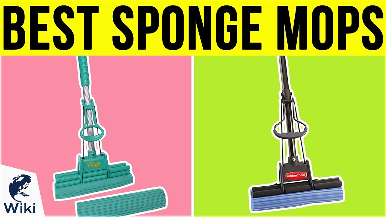 Top 10 Sponge Mops Of 2019 Video Review