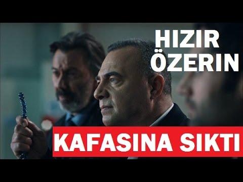"""HIZIR ÖZERİN KAFASINA SIKTI"""" ESKIYA DÜNYAYA HÜKÜMDAR OLMAZ 53.BÖLÜM"""