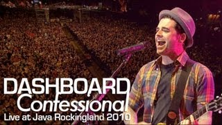 "Dashboard Confessional ""Vindicated"" Live at Java Rockingland 2010"