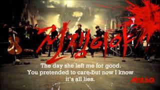 MBLAQ (엠블랙) - It's War (전쟁이야) English/Guitar Cover