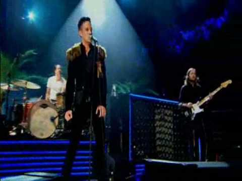 The Killers Live From the Royal Albert Hall Introduction + Human