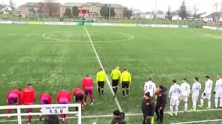 'Черкаський Дніпро' - 'Інгулець'. 0:2. Огляд матчу.