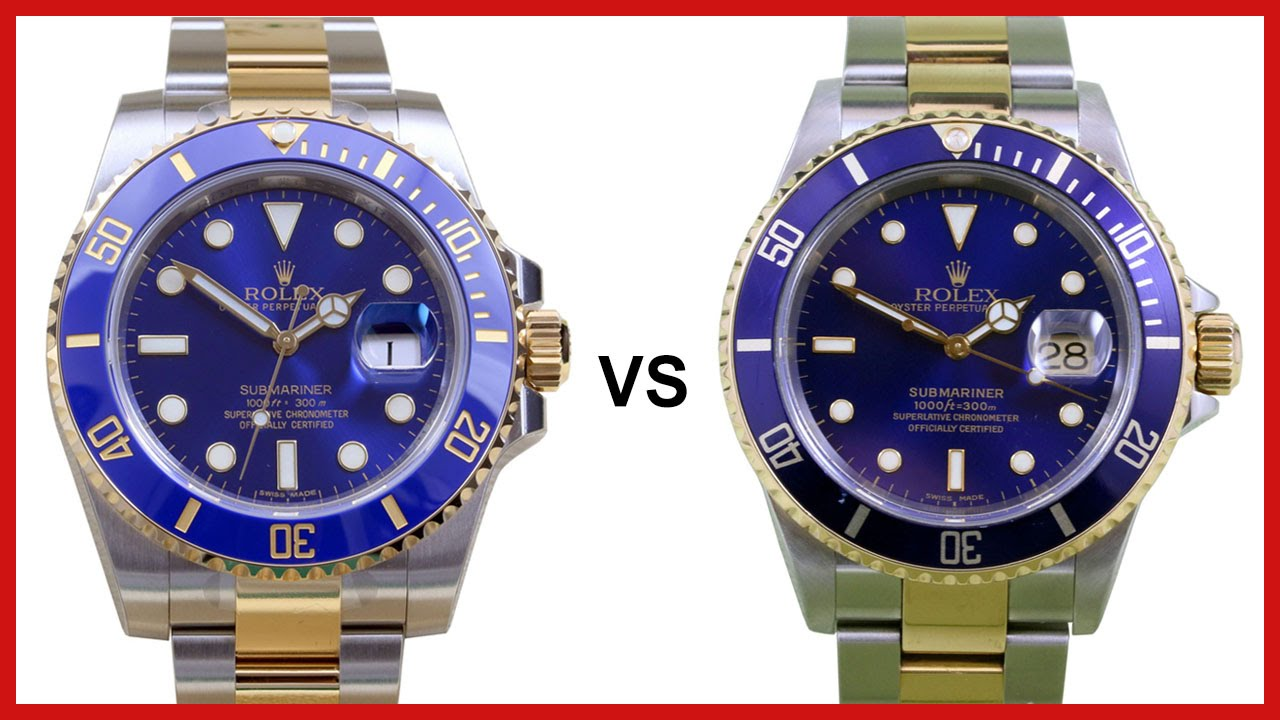 how to tell a real rolex submariner