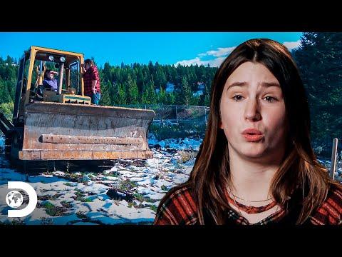 Frente frío amenaza con arruinar los planes | Alaska: Hombre