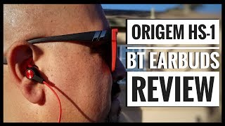 Earbuds That Don't Suck! | Origem HS-1 Bluetooth Earbuds Review (2018)