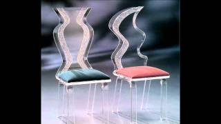 Acrylic Chairs And Acrylic Bar Stools By Muniz