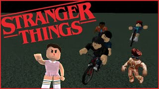 Twins Roblox Adventures - STRANGER THINGS except it's in Roblox