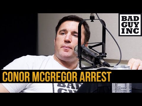 Conor McGregor cell phone arrest: a legal perspective...