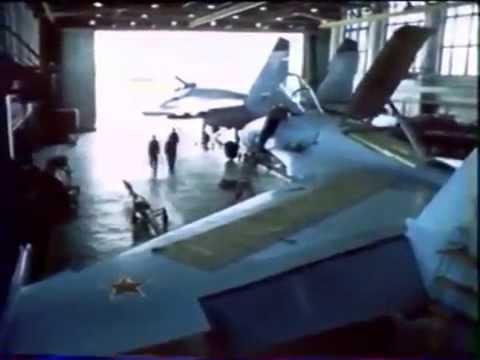 Sukhoi Su-27. Soviet