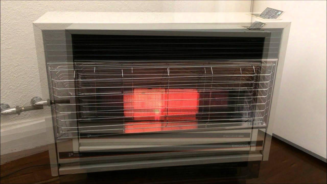 Pyrox Executive Plus Gas Heater