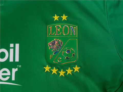 new product a04a6 61a99 Club Leon FC Jersey 18/19 - fcbjerseys.net