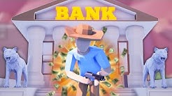 THE ULTIMATE BANK ROBBERY! - Garbage Day Gameplay