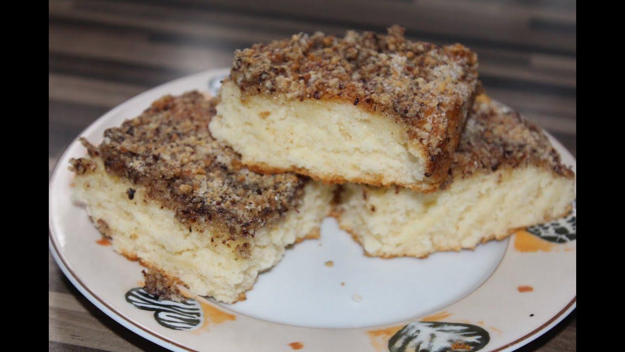 Buttermilch Nuss Kuchen Aus Dem Thermomix Tm5 Youtube
