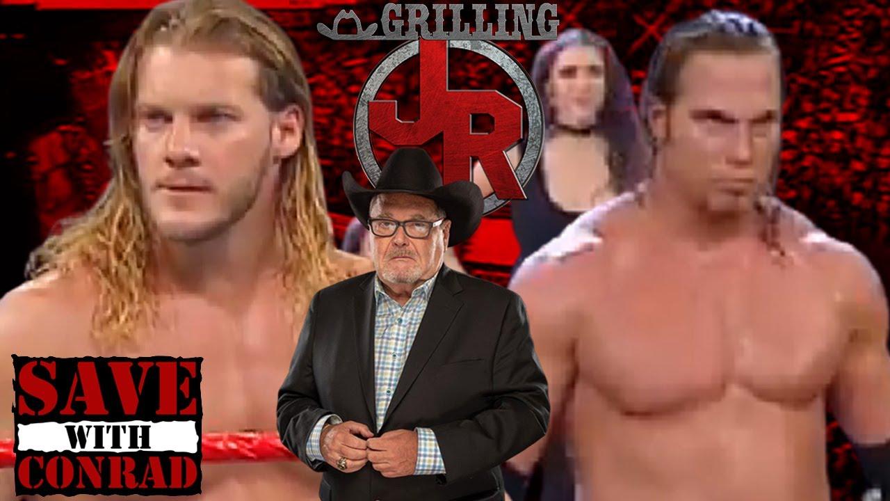 Jim Ross calls Chris Jericho vs Test