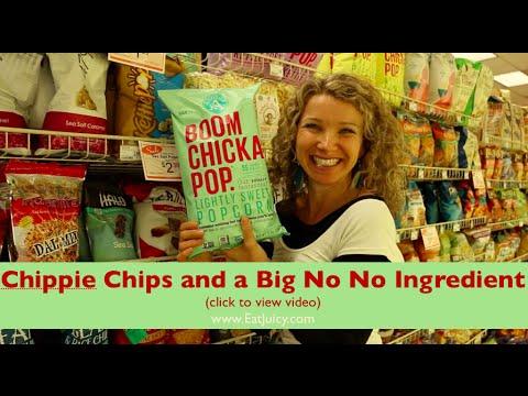Chippie Chips and a Big No No Ingredient - EatJuicyTV