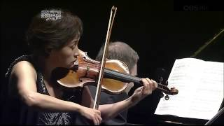 Kyung-Wha Chung : Mozart - Violin Sonata No.21, K.304