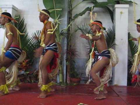 Micronesian Cultural Dances