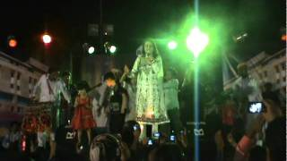 Shazia Khushk Dane Pe Dana and Ho Jama Lo Live @ Ramada Karachi 9th Oct 11