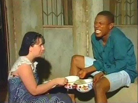 Download OSUOFIA AND HIS OYIBO WIFE WILL MAKE YOU LAUGH TILL YOU FALL DOWN IN THIS COMEDY - NIGERIAN COMEDY