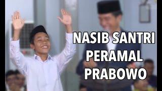 Begini Nasib Santri yang Ramal Prabowo Jadi Menteri Jokowi