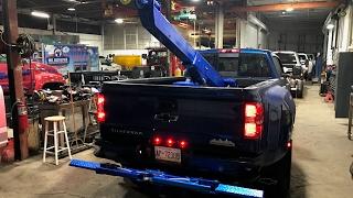 Build A Custom Pick Up Truck At Detroit Wrecker