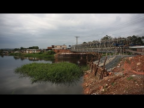 Moradores esperam por obras públicas  na 'Ilha da Paciência'