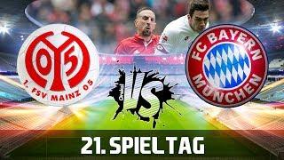 Fsv mainz 05 vs fc bayern mÜnchen 0:2 | topps bundesliga orakel 21. spieltag
